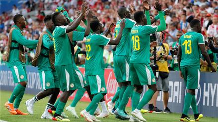 Polonia cayó ante Senegal por 2 a 1: Grupo H del Mundial Rusia 2018