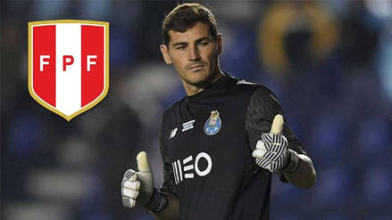 Iker Casillas opinó sobre la Selección Peruana tras su debut en Rusia 2018