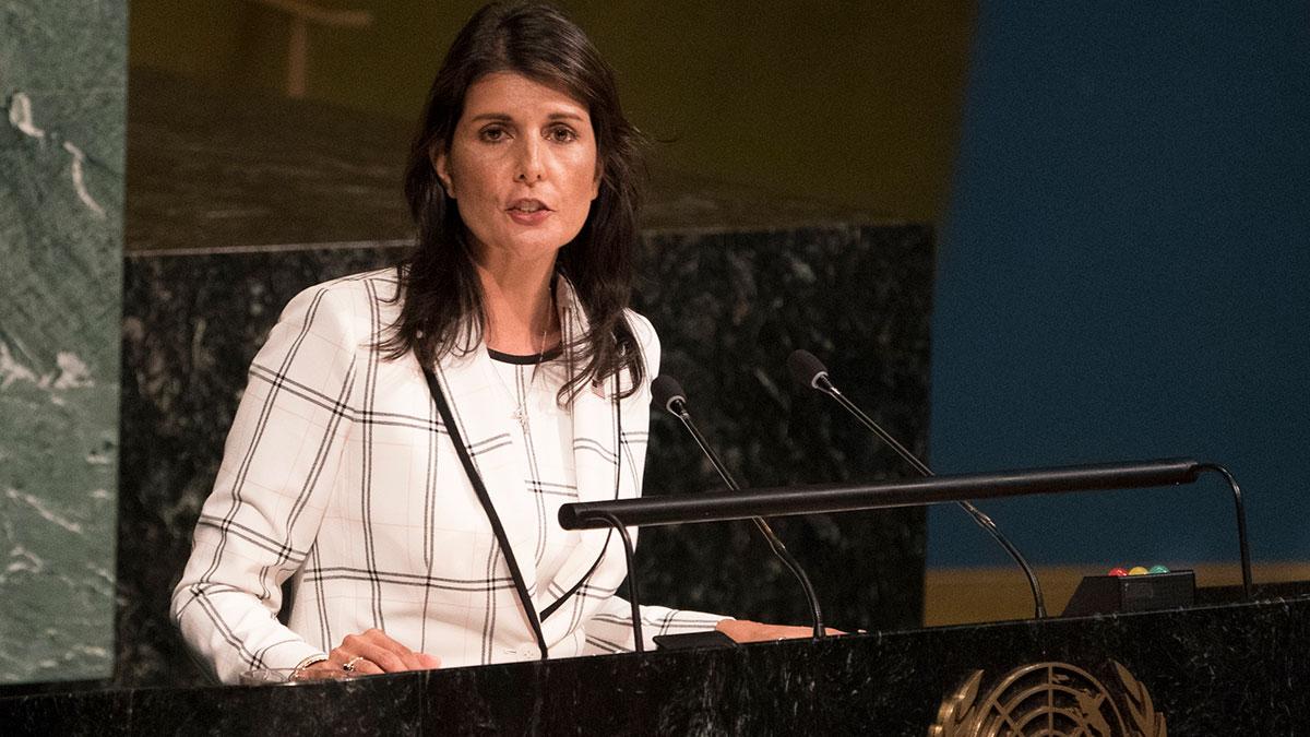 EE.UU. se retira oficialmente del Consejo de Derechos Humanos de la ONU