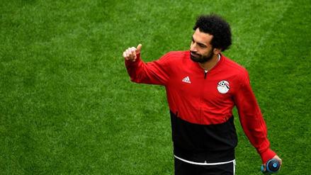Rusia vs. Egipto: Mohamed Salah sería titular en su primer partido del Mundial