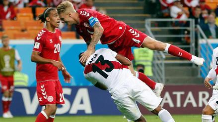 Rusia 2018: ¿Puede un golpe en la cabeza dejar fuera de un partido a un futbolista?