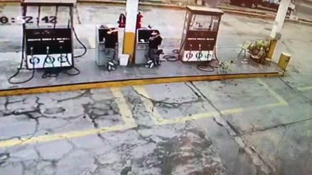 Hombre atacó con machete a un perro en Chimbote