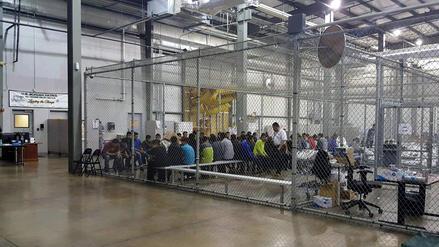 El centro de internamiento donde EE.UU. pone a los hijos de inmigrantes indocumentados