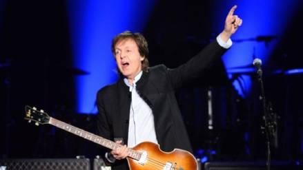 Paul McCartney anunció nuevo disco y estrenó dos canciones como adelanto