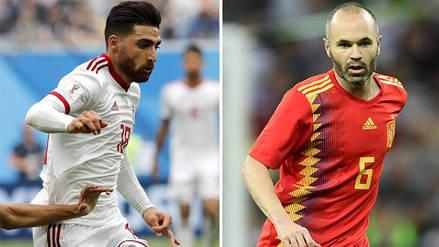 Irán vs España EN VIVO EN DIRECTO ONLINE: Fecha, horarios y alineaciones probables