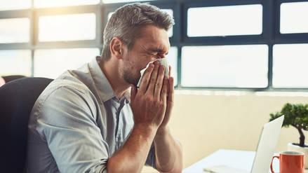 La influenza AH1N1 mal curada puede complicarse en neumonía