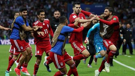 España vs. Irán: El gol celebrado por todos los iraníes que fue anulado por el VAR