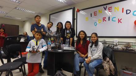Arequipa: El niño que quiere crear robots que curen el cáncer