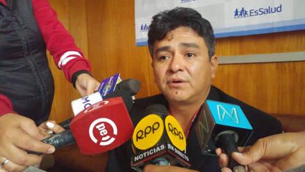 Gerente de EsSalud Lambayeque no teme a pedido de destitución en su contra