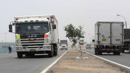 Circulación de vehículos a nivel nacional creció 7.1%, según INEI