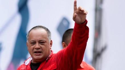 Diosdado Cabello acusa al presidente electo de Colombia de obedecer al narcotráfico
