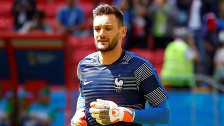"""Hugo Lloris: """"Perú mereció más contra Dinamarca, no será fácil"""""""