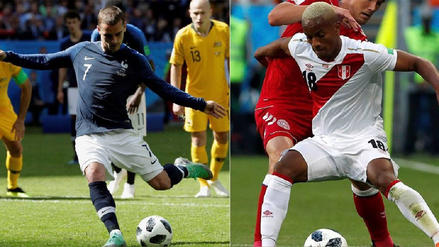 Perú vs. Francia: Canales, goles y minuto a minuto
