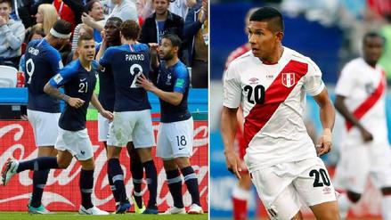 Perú vs. Francia: Sigue EN VIVO y EN DIRECTO el partido por el Grupo C de Rusia 2018