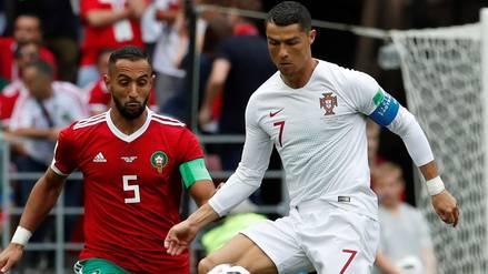 Cristiano Ronaldo encaminó a Portugal en su victoria ante Marruecos
