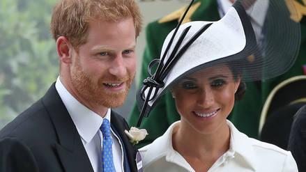 Meghan Markle asistió a boda del mejor amigo del príncipe Harry en su cumpleaños