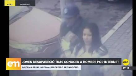 Padres buscan a su hija desaparecida desde hace dos días
