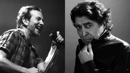 Estrellas sin voz: Eddie Vedder, Joaquín Sabina y otros famosos que no pudieron cantar