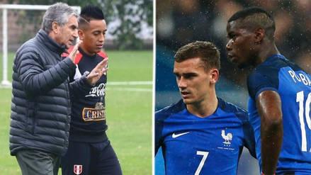 El día que la Selección Peruana derrotó a Francia con gol de Oblitas