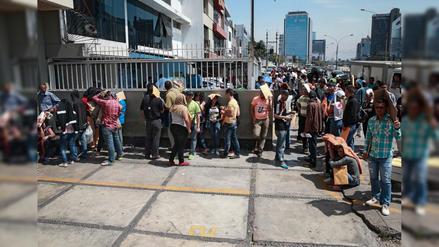 Perú registra aumento en las solicitudes de refugio de ciudadanos venezolanos
