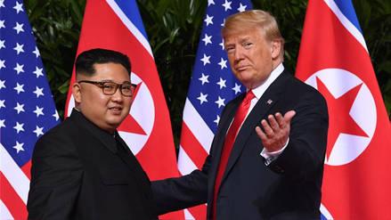 Trump: Corea del Norte destruyó