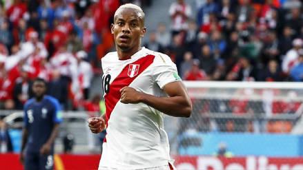 Andre Carrillo, el sinónimo de desequilibrio individual en la Selección Peruana