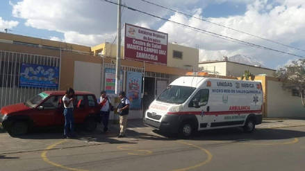 Bebé de seis meses muere en Centro de Salud de Zamácola