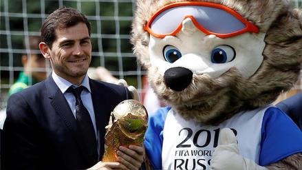 """Iker Casillas: """"España tiene los números para estar en la final de Moscú"""