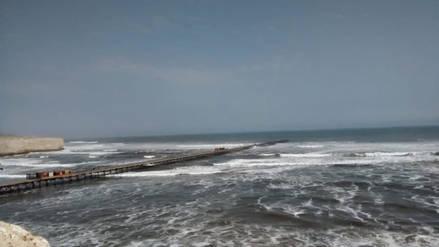 Lambayeque: cierran los puertos y caletas por oleajes anómalos