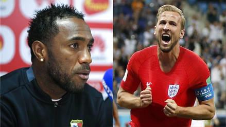 """Luis Tejada y Panamá advierten a Inglaterra: """"La plata no juega dentro de la cancha"""""""
