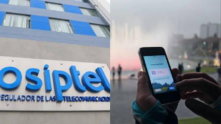 Osiptel firmará convenio con Chile para eliminar roaming internacional
