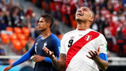 Perú quedó eliminado del Mundial tras caer 1-0 ante Francia