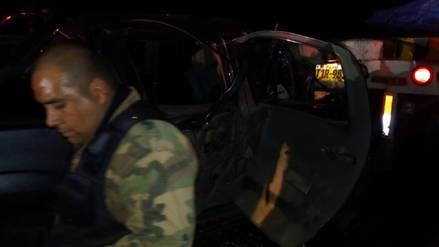 Tres muertos y dos heridos deja accidente vial ocurrido en el distrito de Chao