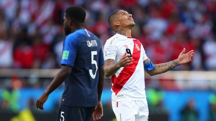 Perú dejó el corazón ante Francia, pero no alcanzó para soñar con la clasificación