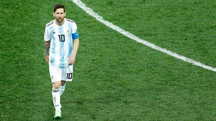 Lionel Messi y la montaña rusa de los Mundiales