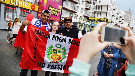 Rusia 2018: ¿Cuál es el perfil del hincha peruano que viajó al Mundial?