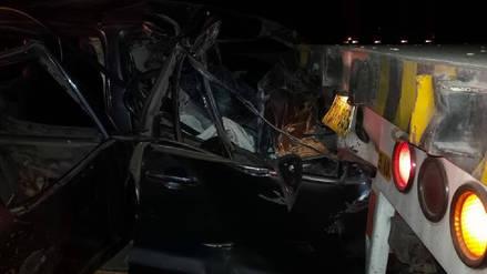 A cinco se eleva la cifra de fallecidos tras accidente de tránsito en el distrito de Chao