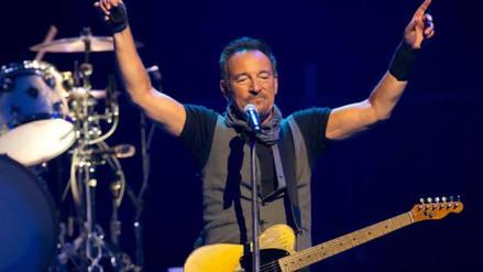 Bruce Springsteen interrumpió un concierto para criticar la política migratoria de EE.UU.