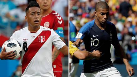 Perú vs Francia EN VIVO EN DIRECTO ONLINE: Minuto a minuto por el Grupo C de Rusia 2018