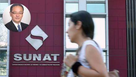 Sunat trabaja para que buenos contribuyentes accedan a créditos financieros baratos