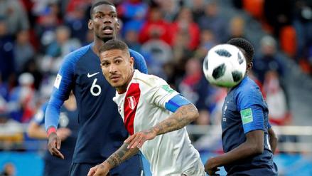 Los cinco datos que dejó la derrota de Perú contra Francia