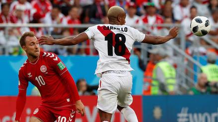 El mensaje de ánimo de André Carrillo previo al duelo contra Francia