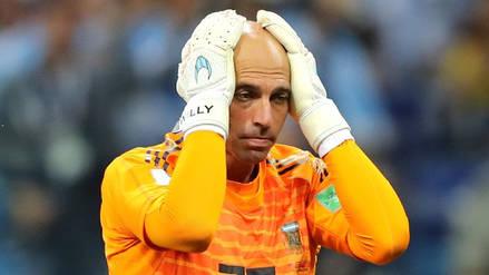 El error de Caballero que le costó la derrota a Argentina en Rusia 2018