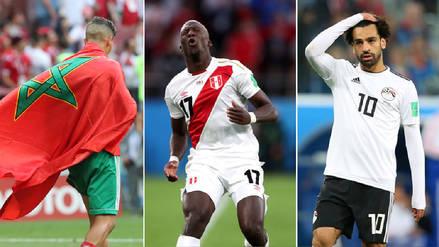 Las selecciones que ya quedaron eliminadas de Rusia 2018