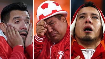 El sufrimiento de los hinchas tras la eliminación de Perú del Mundial