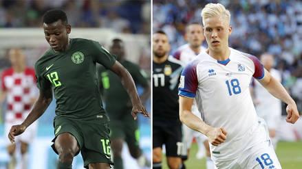 Nigeria vs Islandia EN VIVO EN DIRECTO ONLINE: Fecha, horarios y alineaciones probables