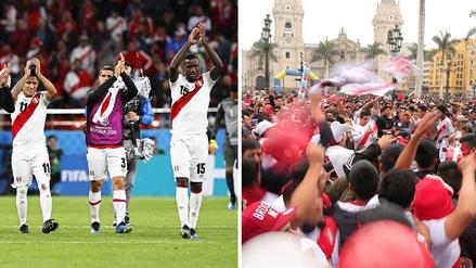 Los mensajes de los jugadores de Perú después de la eliminación ante Francia en Rusia 2018