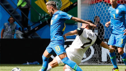 Brasil vs Costa Rica EN VIVO EN DIRECTO ONLINE: Minuto a minuto por el Grupo E de Rusia 2018
