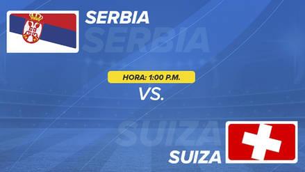 Serbia vs Suiza EN DIRECTO via RTS y DirecTv en Rusia 2018