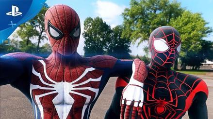 Se filtra el sexto super-villano del próximo juego de Spider-man